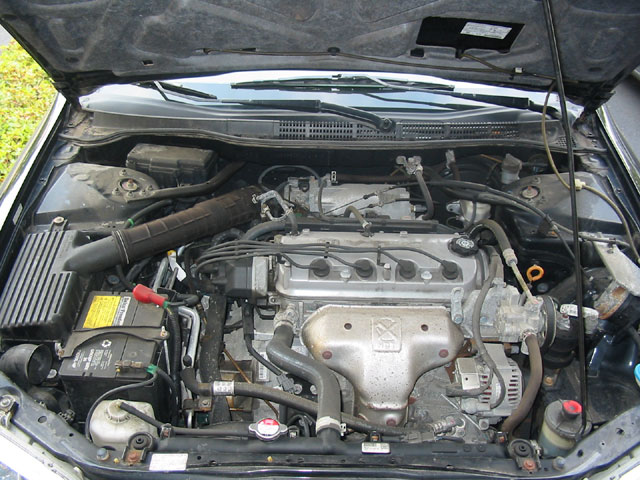 Engine Bay Stock on 1999 Toyota Solara Parts Diagram
