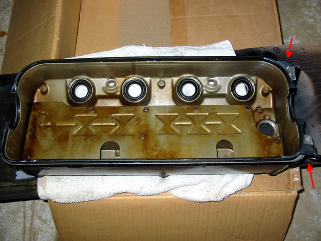 replacing gasket on a gm transfer case leaking