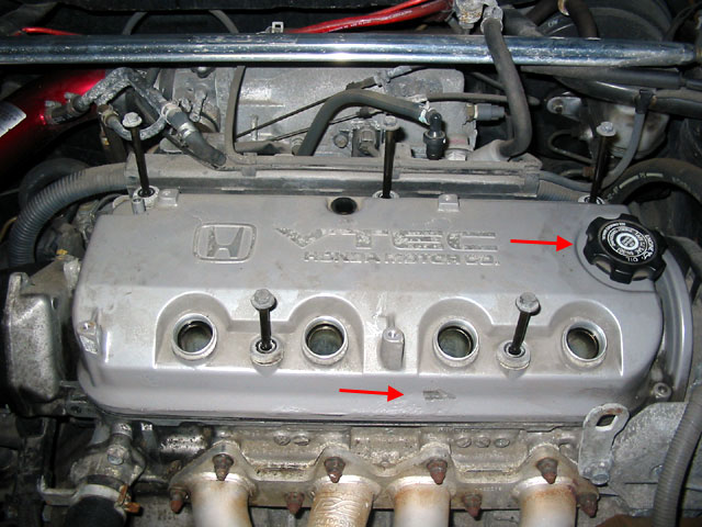 2002 honda accord valve cover gasket replacement