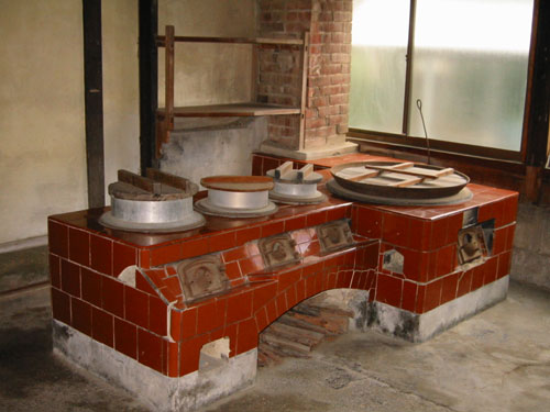 for Traditional japanese kitchen