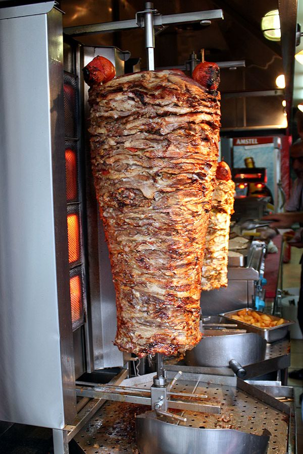 Watch How to Make Gyro Meat video